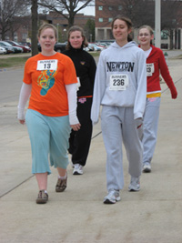Race Day Participants